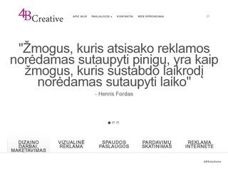 Reklamos paslaugos | 4BCreative