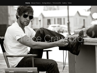 About Chace Crawford