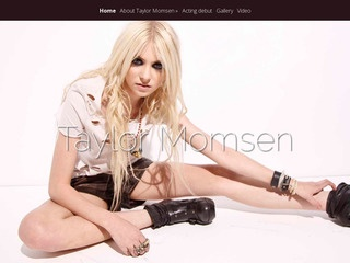 About Taylor Momsen