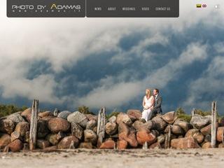 Vestuvių fotografas Adomas Tirkšliūnas