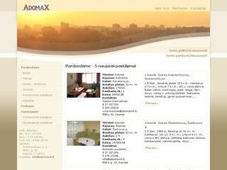 Adomax, UAB