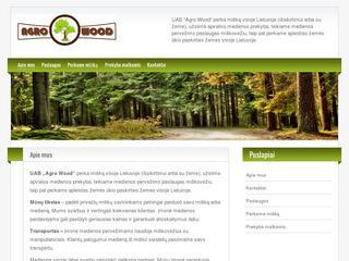 Agro Wood – perkame mišką, perkame medieną, malkos