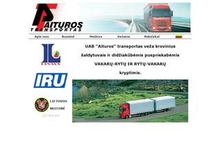 Aituros transportas, UAB