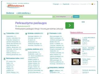 Nemokamų skelbimų portalas. Skelbimai internetu