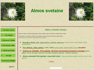 Almos svetainė