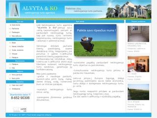 Alvyta, NTA