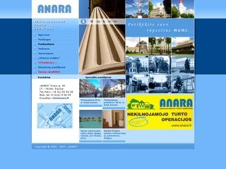 Anara, nekilnojamojo turto agentūra