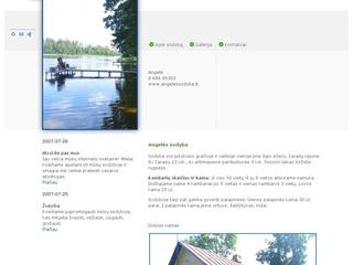 Žvejyba, vėžiavimas, maudynės ežere tik už 25 Lt!