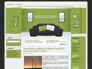 Apdaila.info