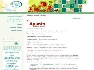 Apunta,reklamos agentūra