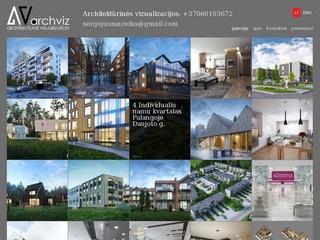 ARCH-VIZ architektūrinės vizualizacijos