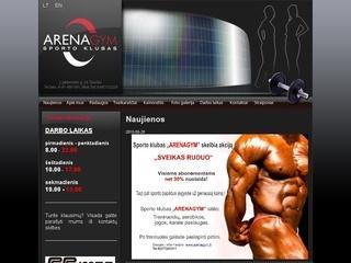 Arena gym, sporto klubas