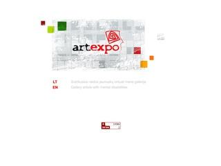 Art expo – virtuali meno galerija
