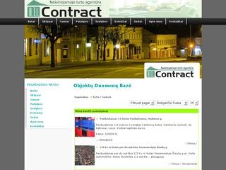 Ati contract, UAB