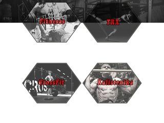 Atletiškas.lt – Fitnesas, CrossFit, TRX, Kalistenika treniruotės, sveika gyvensena