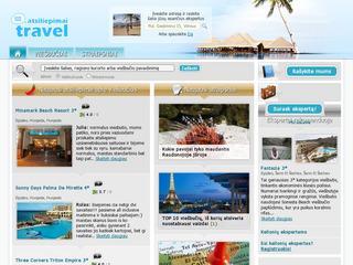 Atsiliepimai Travel