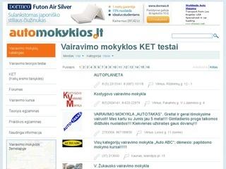 Lietuvos vairavimo mokyklos