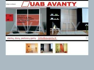 Avanty, UAB