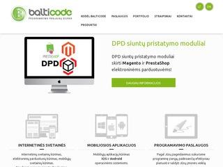 Internetinių svetainių kūrimas, elektroninių parduotuvių kūrimas, programavimo paslaugos, SEO