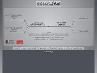 Balticsign