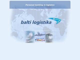 Balti logistika, UAB