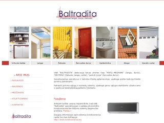 Baltradita, UAB