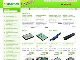 Baterijos, jų krovikliai, akumuliatoriai, maitinimo šaltiniai