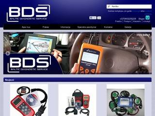 Automobilių diagnostiniai prietaisai ir serviso įranga