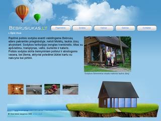 Bebrusiukas – poilsio sodyba Molėtuose