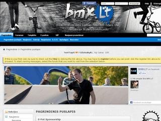 Lietuvos BMX dviračių bendruomenė