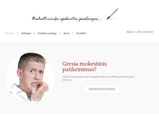 UAB Ervista – buhalterinės apskaitos įmonė