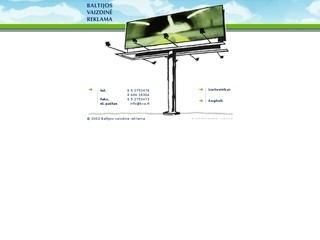 Baltijos vaizdinė reklama, UAB