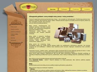 Kartoninė pakuotė – gamyba, prekyba
