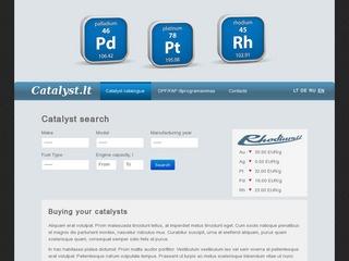 Rhodium – viskas apie katalizatorius