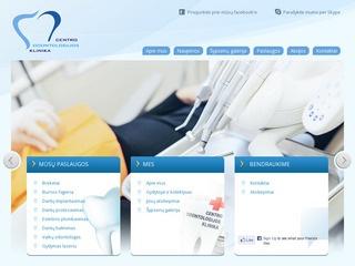 Centro odontologijos klinika