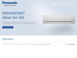 Panasonic kondicionieriai
