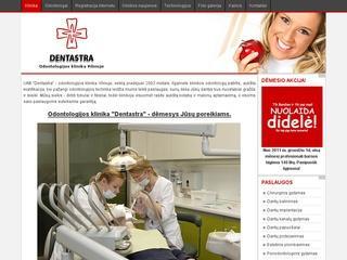 Odontologijos stomatologijos klinika Vilniuje | DENTASTRA