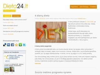 Dietos, sveika mityba