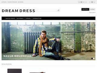 Dream Dress Fashion Internetinė Parduotuvė