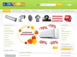 e-orocentras