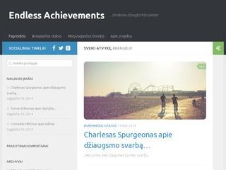 Endless Achievements
