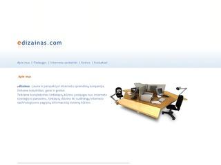 Edizainas.com dizaino studija