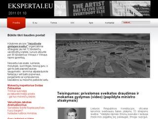 Ekspertai.eu – korupcinių faktų viešinimas