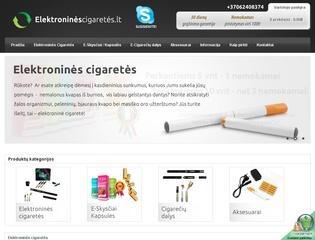 Elektroninių cigarečių e-skysčiai