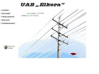 Elkera, UAB