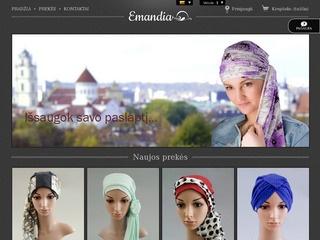 Galvos apdangalai | emandia.com