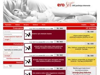 www.erosex.lt – Sms pažintys internete