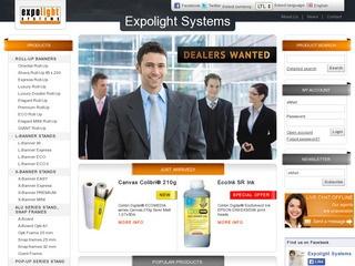 Expolight Reklaminiai Stendai
