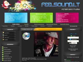FeelSound.LT – Nemokama mp3 muzika dainos