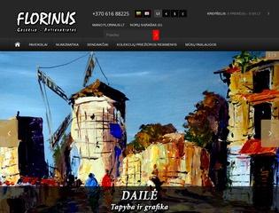 Florinus.lt | Meno galerija – Antikvariatas
